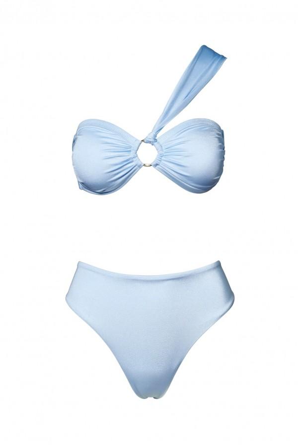 Chloe Cipriani Blue Bikini Bottom