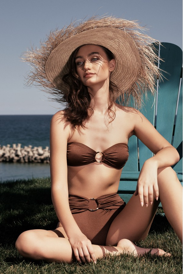 Hera African Sculpt Bikini Bottom